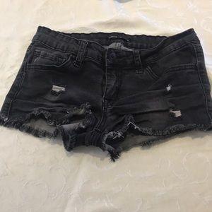 Klique B Jean short
